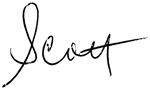 Scott Miller signature